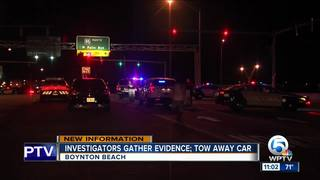 Woman hit by car in Boynton Beach identified
