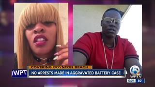 No arrests made in aggravated battery case