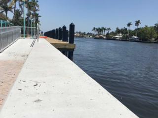 New boat docks at Veterans Park now open
