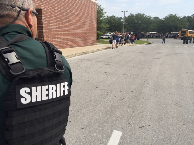 Student was shot inside Ocala High School