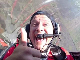 WPTV's Mike Trim flies high at Vero Air Show