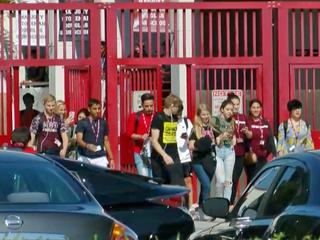 MSD students take part in Nat'l School Walkout