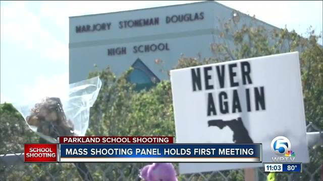 Video Shows School Shooter's Movements Through Marjory Stoneman Douglas