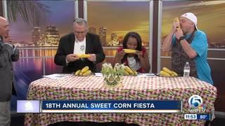 18th annual Sweet Corn Fiesta