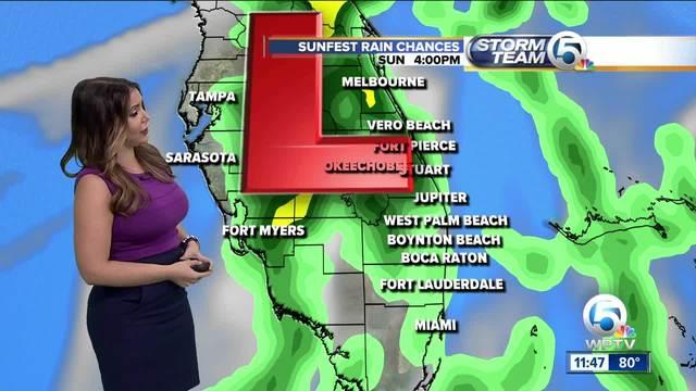 Carolinas 'keeping a careful eye' on Florida tropical disturbance