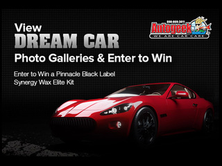 Enter to win a car detailing kit from Autogeek