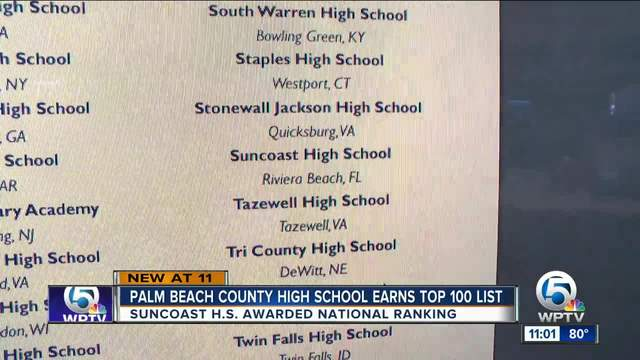Macomb Charter Ranked Top in the Nation