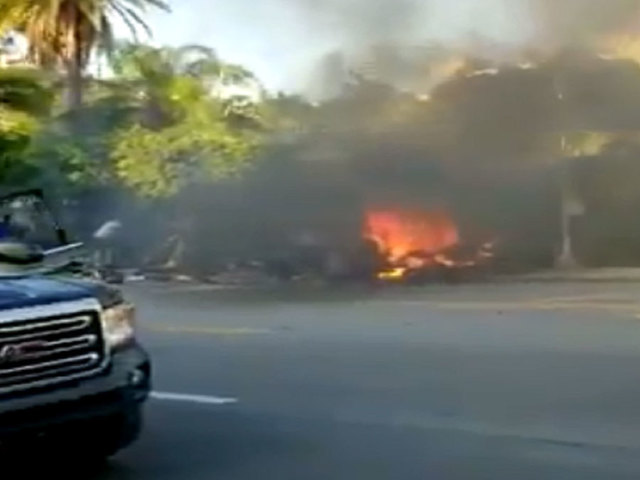NTSB To Investigate Fiery Crash Of Tesla In Ft. Lauderdale