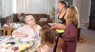 The Gemstone sisters talk to their grandmother and guardian, Linda Villareale.