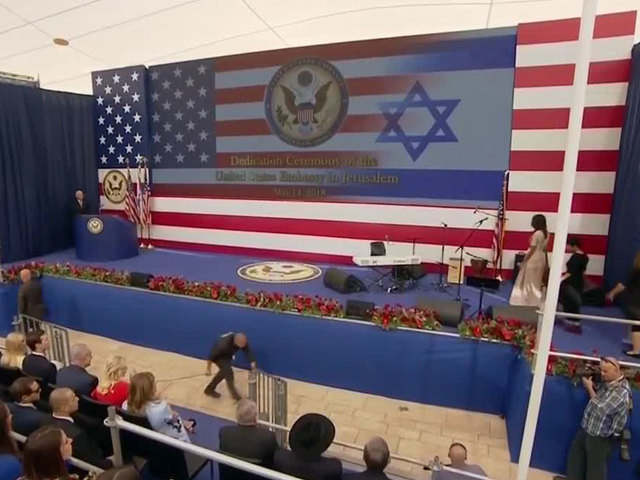 Gov. Scott will attend USA embassy opening in Jerusalem