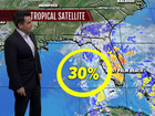Gulf system has 10% chance for development