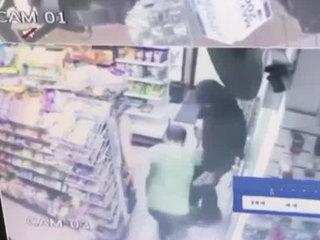 Gas station clerk shot in Fort Pierce