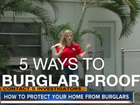 Burglaries in your neighborhood