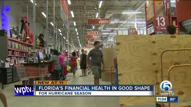 Florida-s hurricane fund in good shape entering storm season
