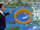40% for tropical system to develop in the Gulf