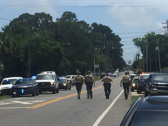 Panama City police respond to reports of shooter