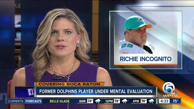 Former Dolphins player accused of throwing dumbbell at man at Boca Raton gym