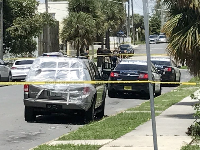 One dead, another hurt in West Palm shooting