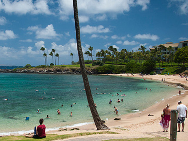 Maui S Kapalua Bay Beach Tops Dr Best List Wptv