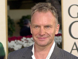 Sting receives honorary degree at Brown Univ.