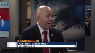 To The Point 5/27/18: Rep. Brian Mast