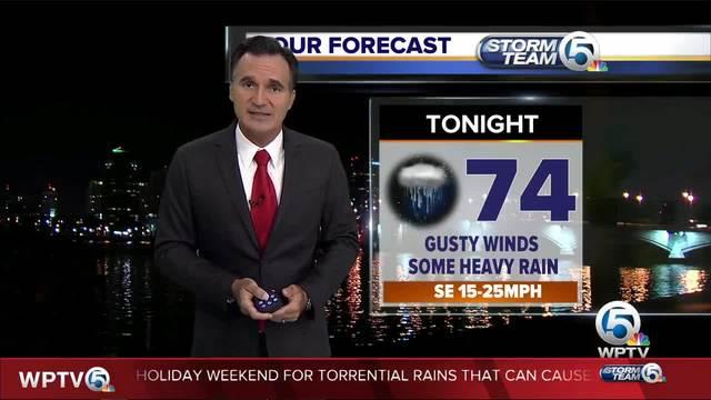 South Florida forecast 5-27-18 - 6pm report