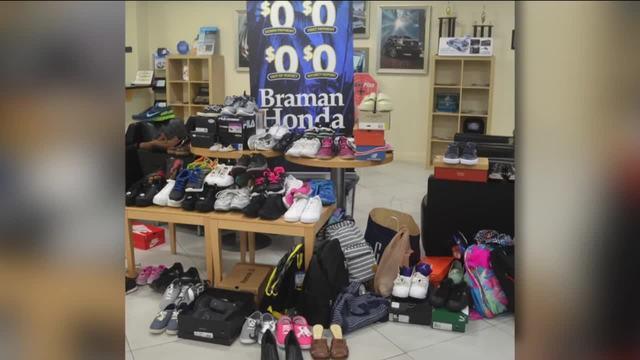 Braman Honda Of Palm Beach Makes Donation To Local Charity