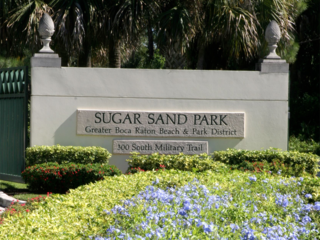 Police answer concerns about Boca Raton park