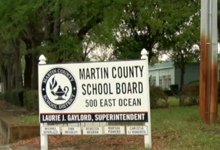 Martin Co. School District in favor of tax hike