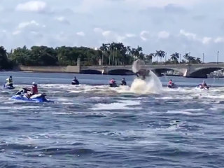 '4th on Flagler' to feature watercraft stunts