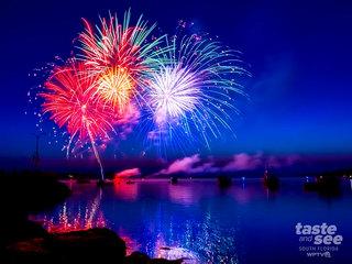 2018 South Florida Fireworks Show Guide