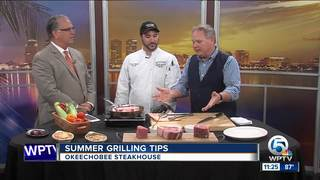 Summer grilling tips from Okeechobee Steakhouse