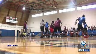 Basketball tournament aims to stop gun violence