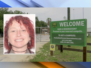 Body of missing Florida park ranger found