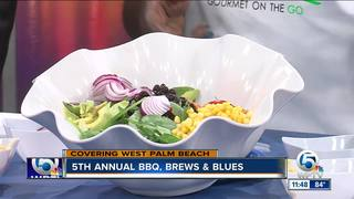 'BBQ, Brews and Blues' on June 30