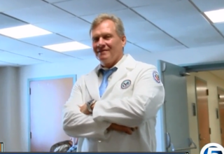 'Black Hawk Down' veteran becomes pharmacist