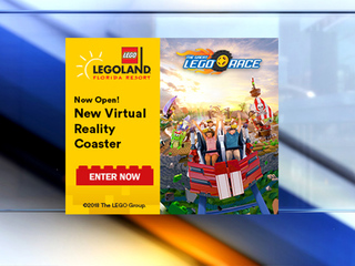 Win tickets to LEGOLAND Florida