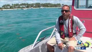 Remember safe boating on July Fourth