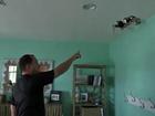 Bizarre lightning strike in Florida