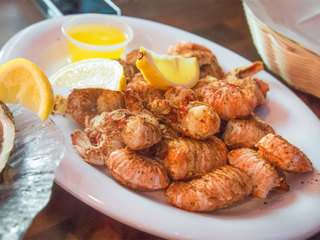 Rock shrimp's rise to fame in Florida