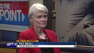 To The Point 7/8/18: Journalist Pat Beall
