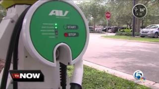 Palm Beach Gardens adds electric vehicles to its fire department ...