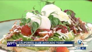 Recipe for California Club Avocado Toast