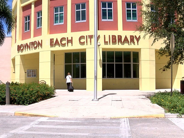 Palm Beach Library Boynton Beach