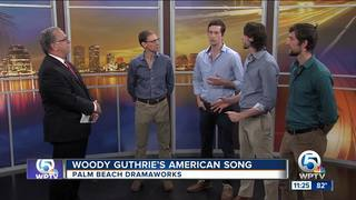 'Woody Guthrie's American Song' at PB Dramaworks