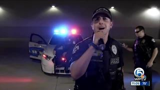 The story behind viral FAU police lip-sync video