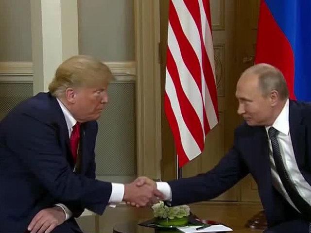 LIVE: Trump/Putin news conference