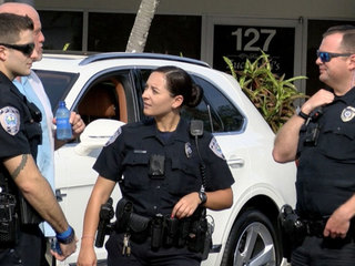 Fundraiser held for West Palm Beach officers