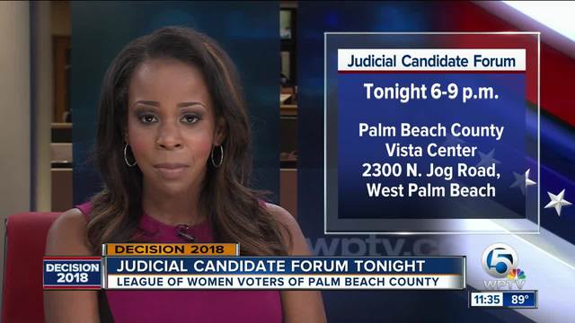 League Of Women Voters Palm Beach County Florida