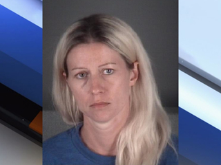 Mom accused of faking daughter's abduction